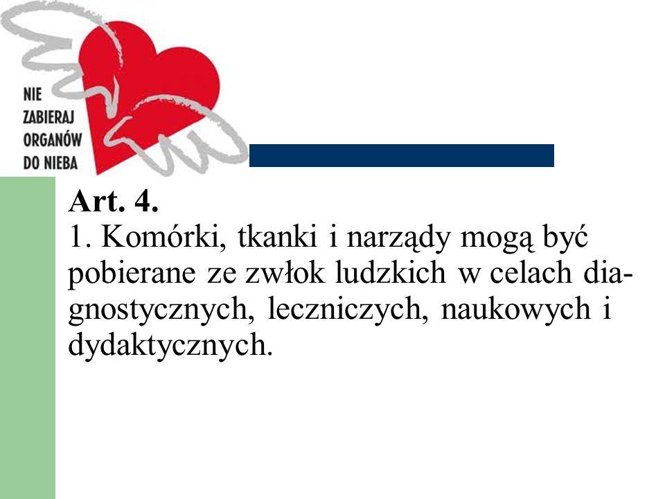 Art.4. 1.