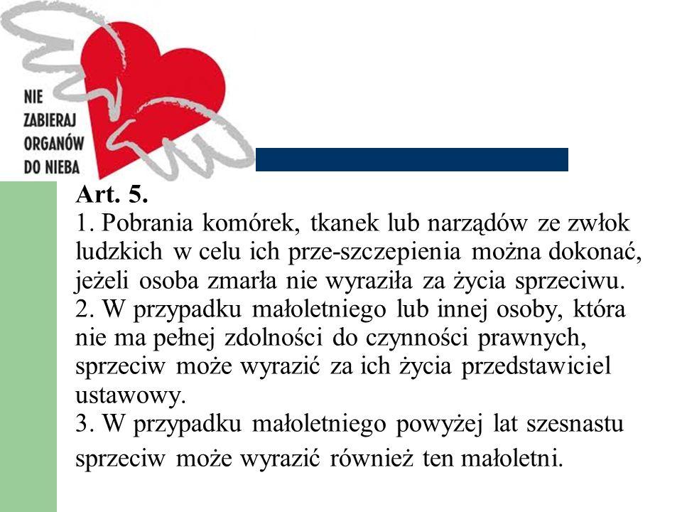 Art. 5. 1.