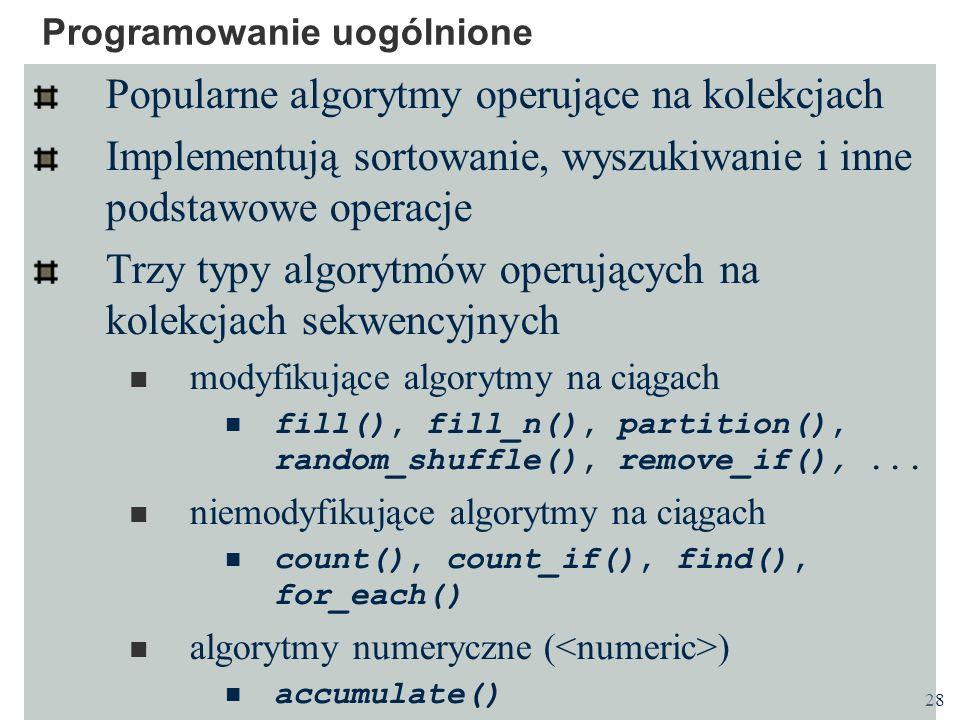 Programowanie uogólnione
