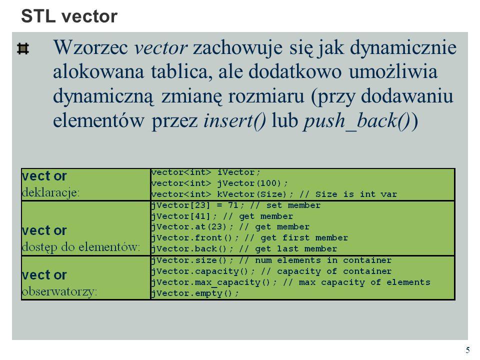 STL vector