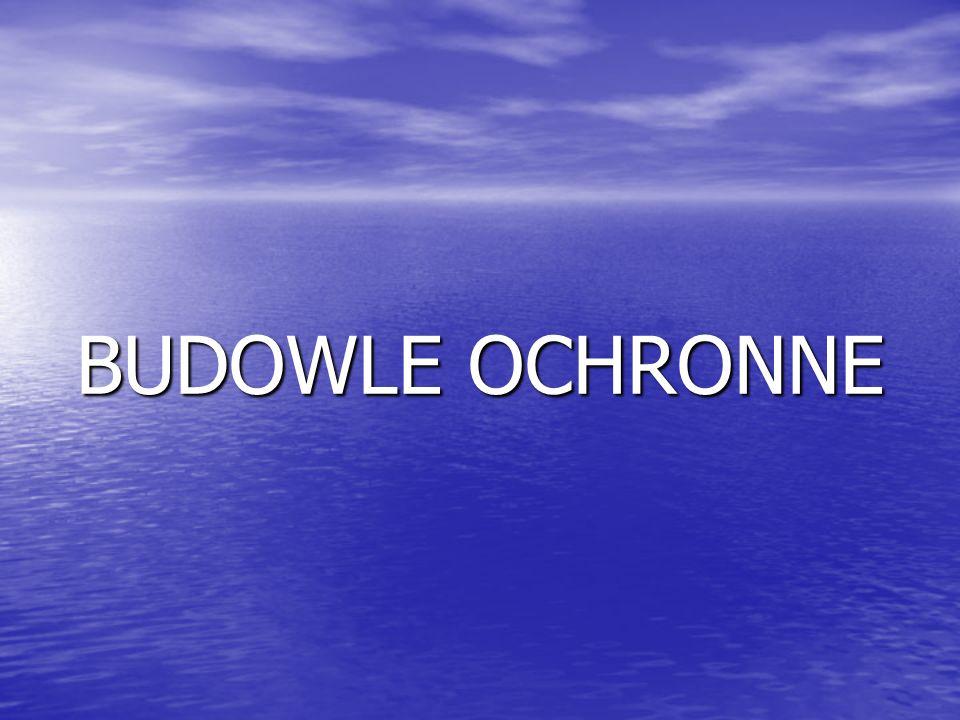 BUDOWLE OCHRONNE