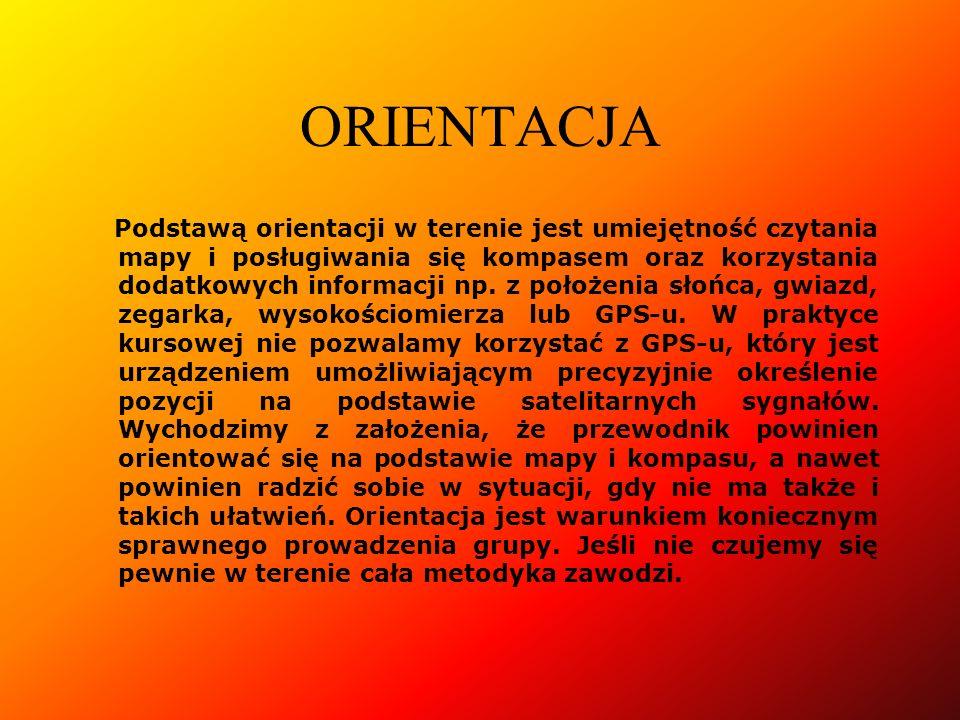 ORIENTACJA
