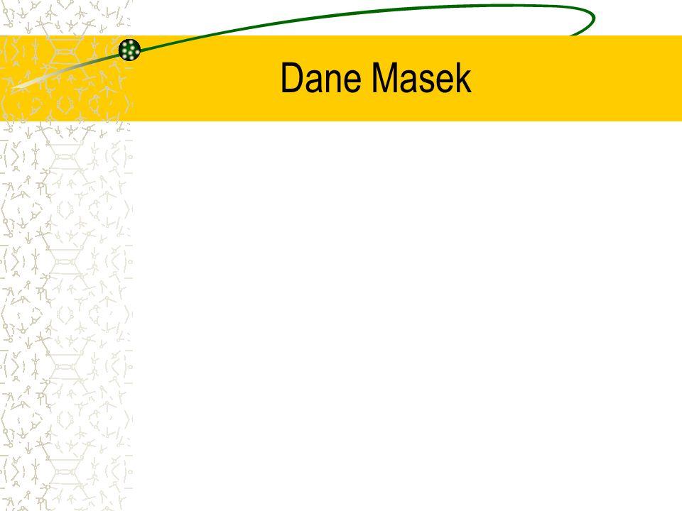 Dane Masek