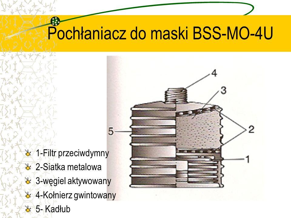 Pochłaniacz do maski BSS-MO-4U