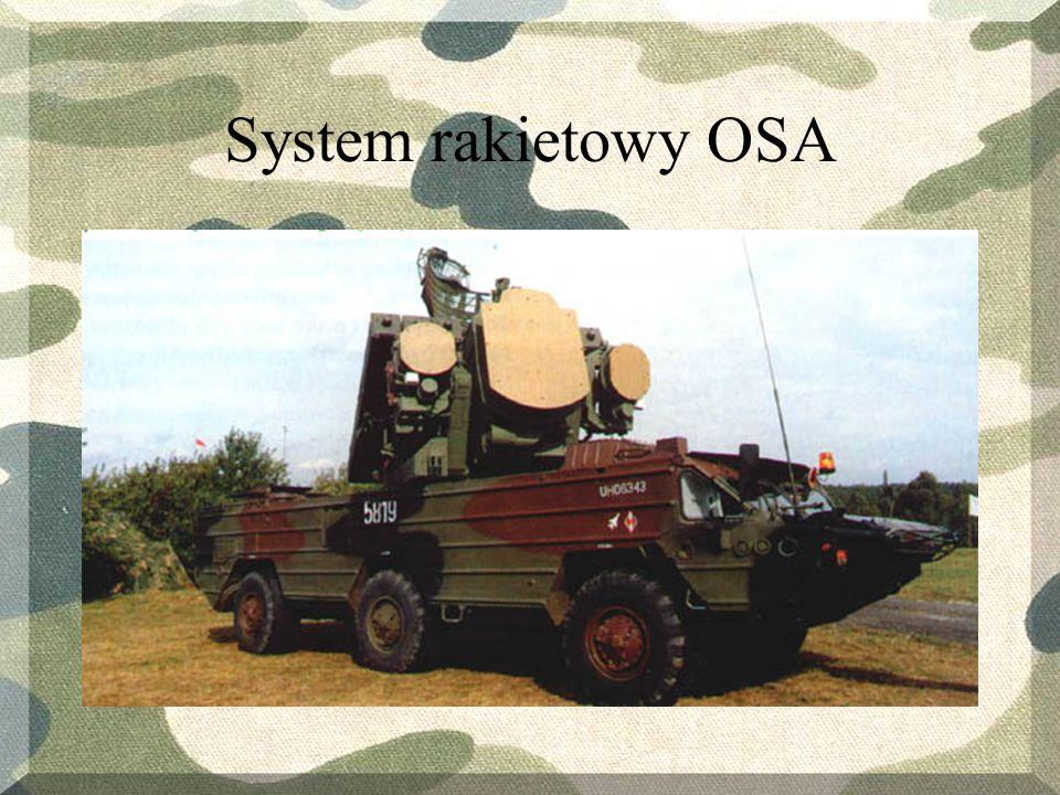 System rakietowy OSA