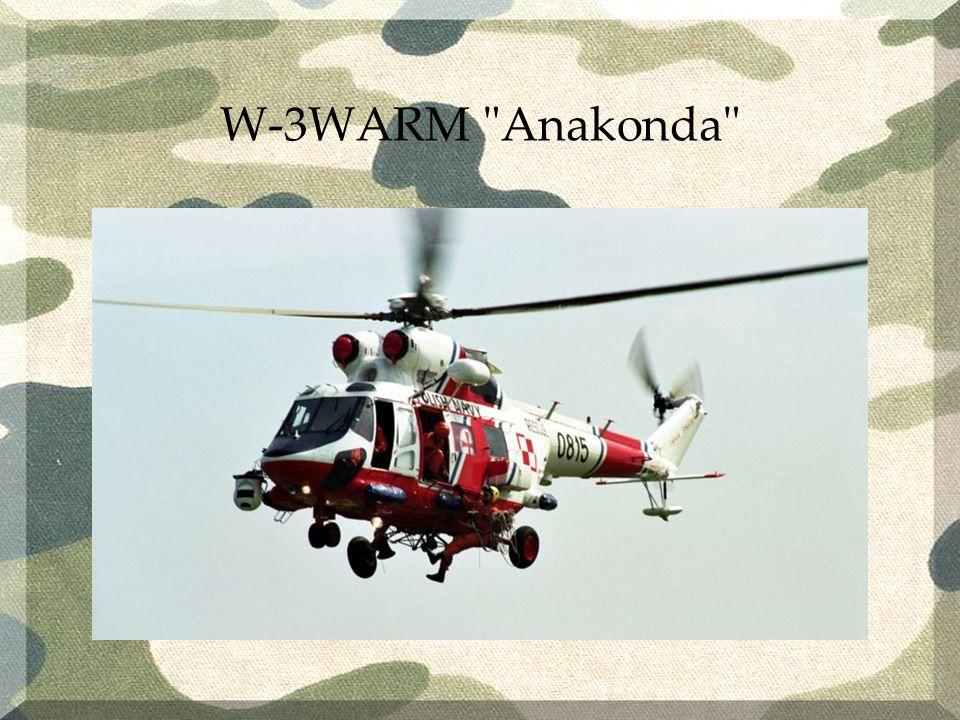 W-3WARM Anakonda