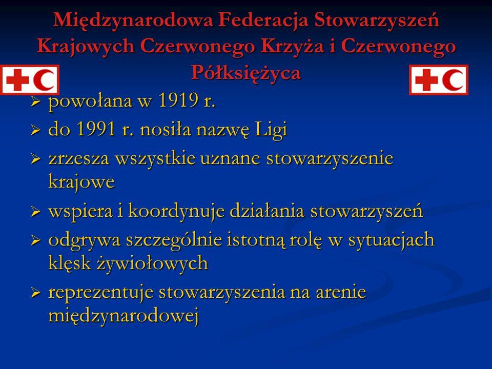 Międzynarodowa Federacja Stowarzyszeń Krajowych Czerwonego Krzyża i Czerwonego Półksiężyca