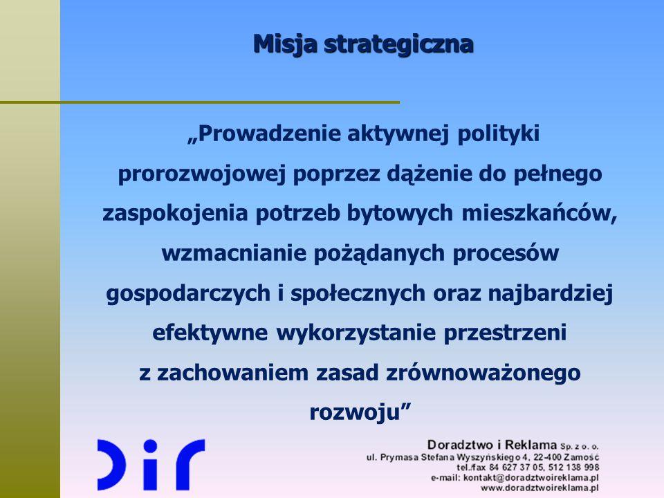 Misja strategiczna