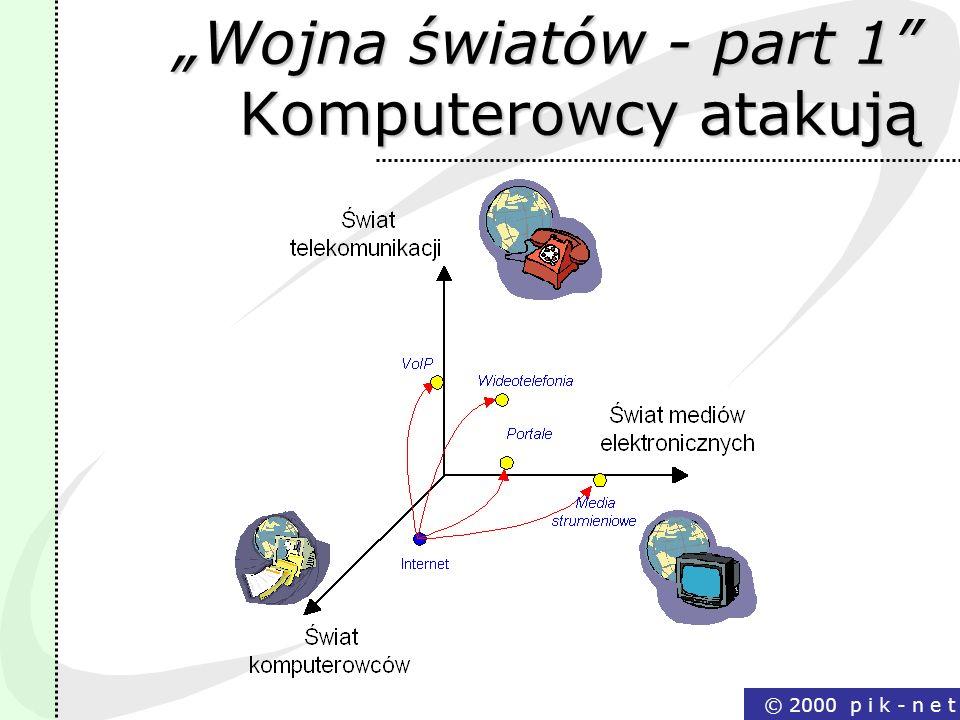 """""""Wojna światów - part 1 Komputerowcy atakują"""