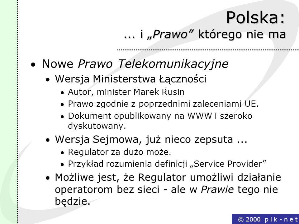 """Polska: ... i """"Prawo którego nie ma"""
