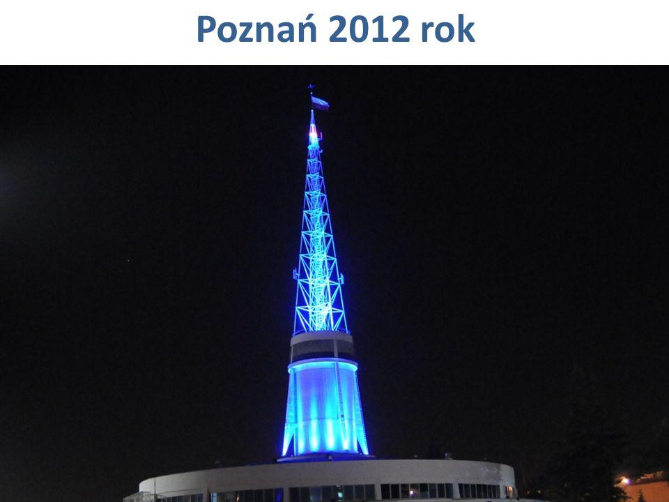 Poznań 2012 rok