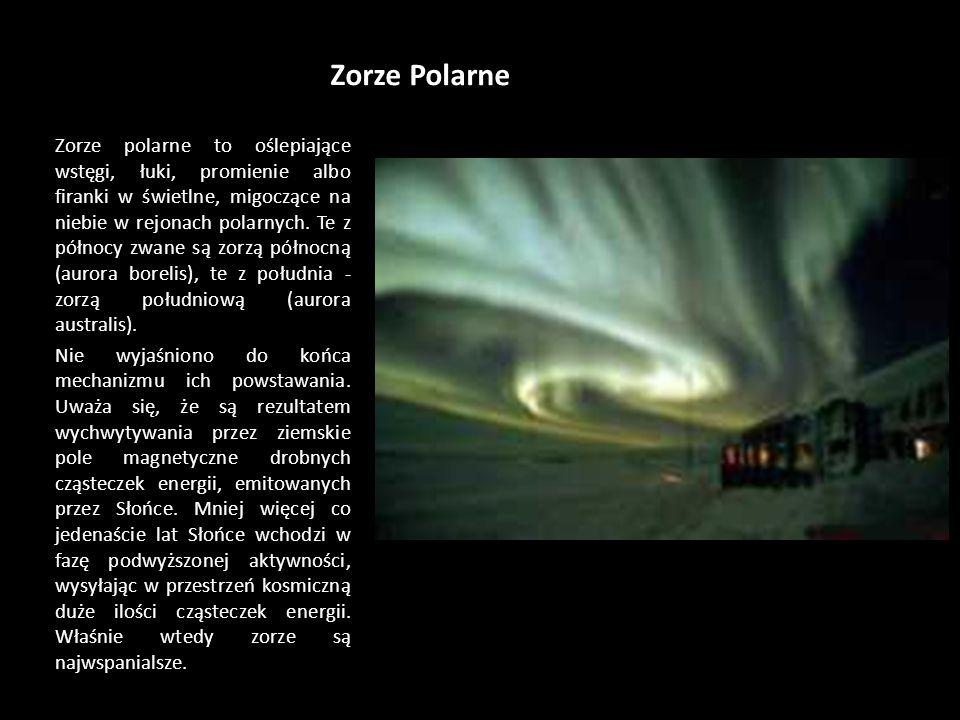 Zorze Polarne
