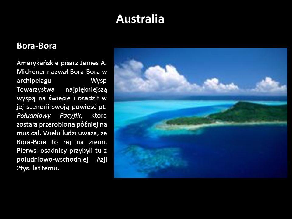 Australia Bora-Bora.