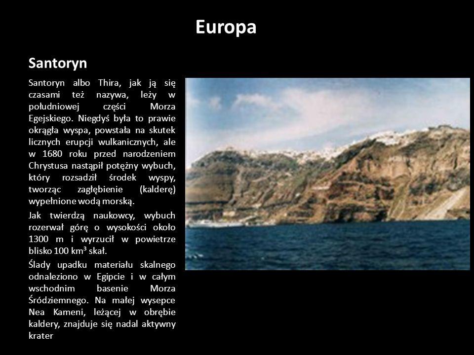 Europa Santoryn.