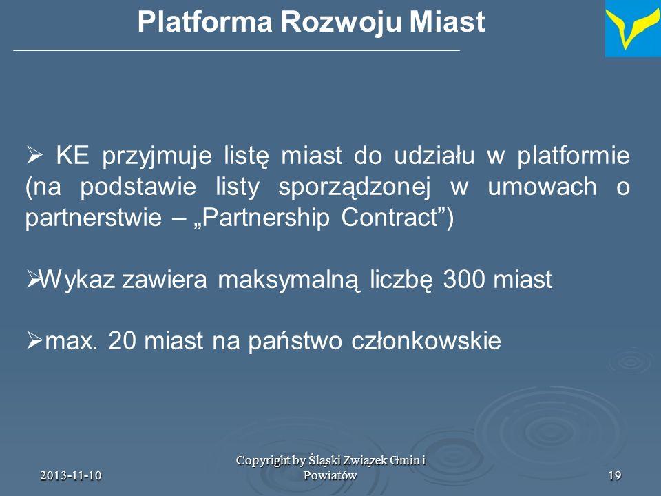 Platforma Rozwoju Miast