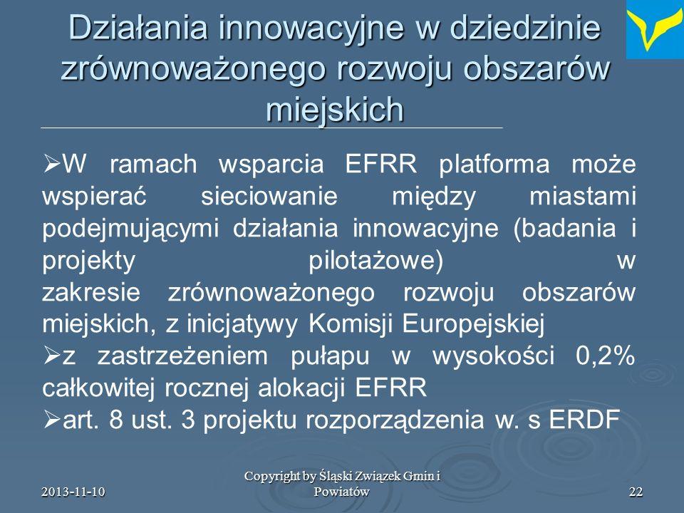 Copyright by Śląski Związek Gmin i Powiatów
