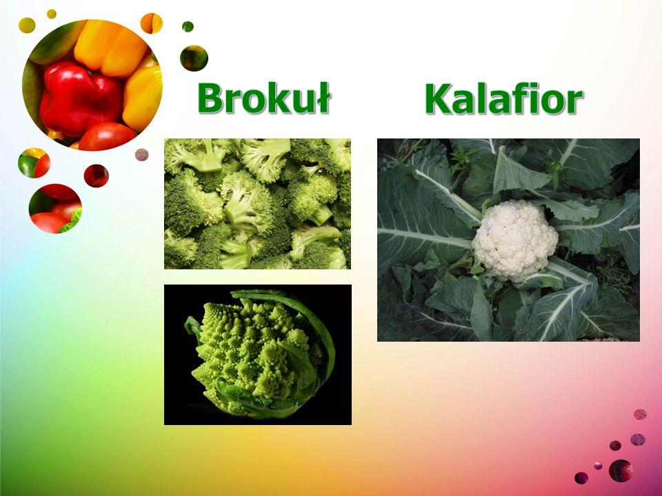 Brokuł Kalafior
