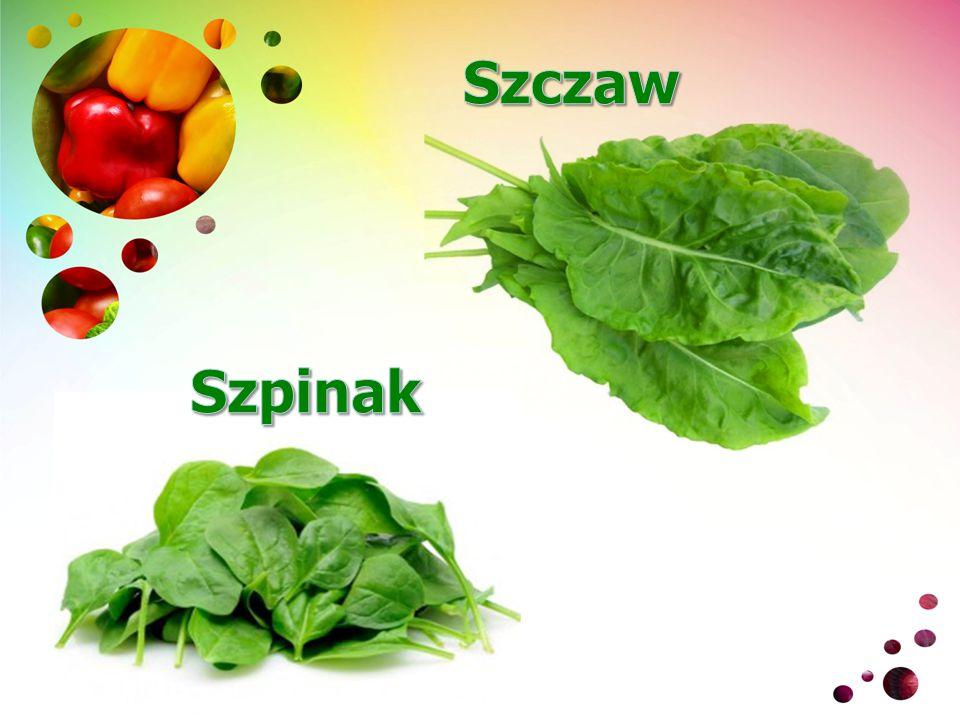 Szczaw Szpinak