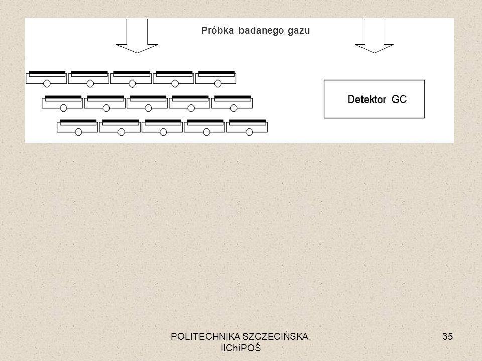 POLITECHNIKA SZCZECIŃSKA, IIChiPOŚ