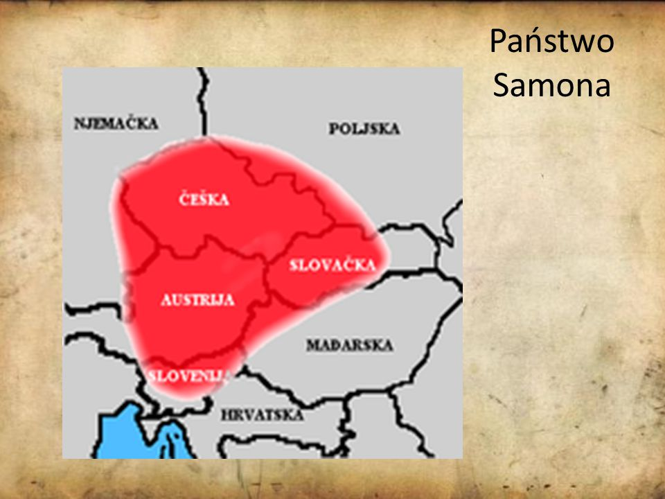 Państwo Samona