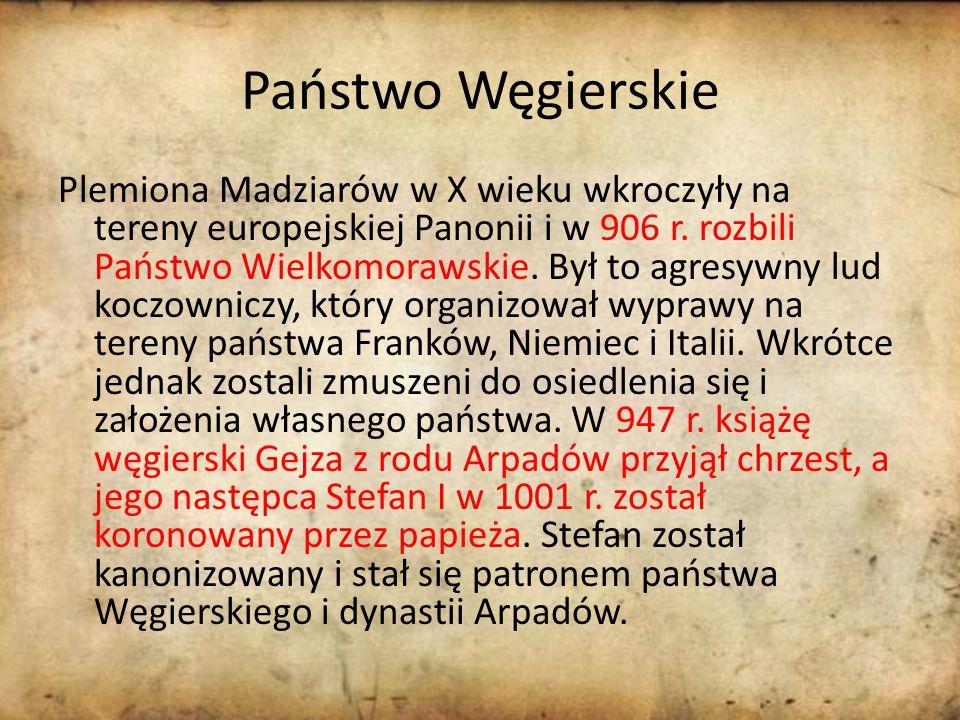 Państwo Węgierskie