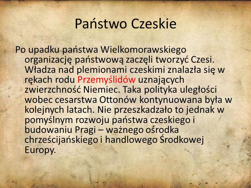 Państwo Czeskie
