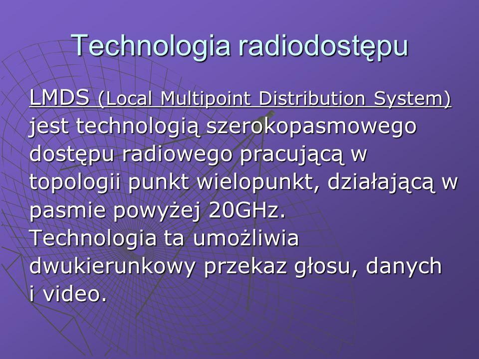 Technologia radiodostępu