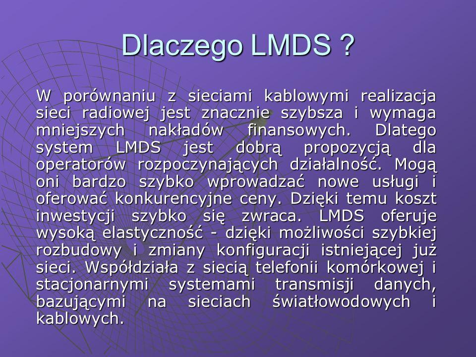 Dlaczego LMDS
