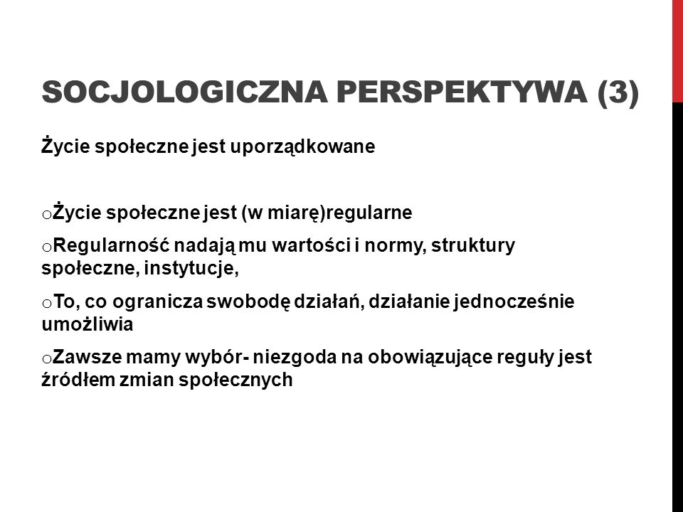 Socjologiczna perspektywa (3)