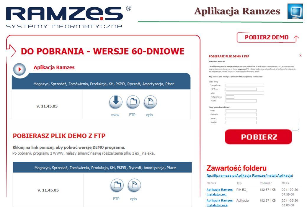 Aplikacja Ramzes 24
