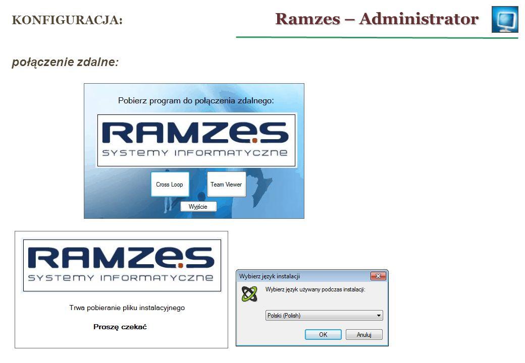 Ramzes – Administrator
