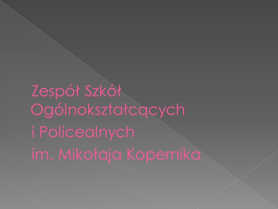 Zespół Szkół Ogólnokształcących i Policealnych im. Mikołaja Kopernika