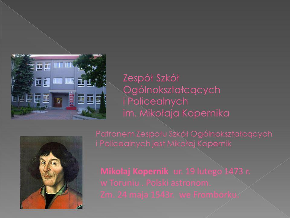 Zespół Szkół Ogólnokształcących i Policealnych