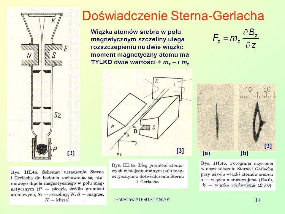 Doświadczenie Sterna-Gerlacha