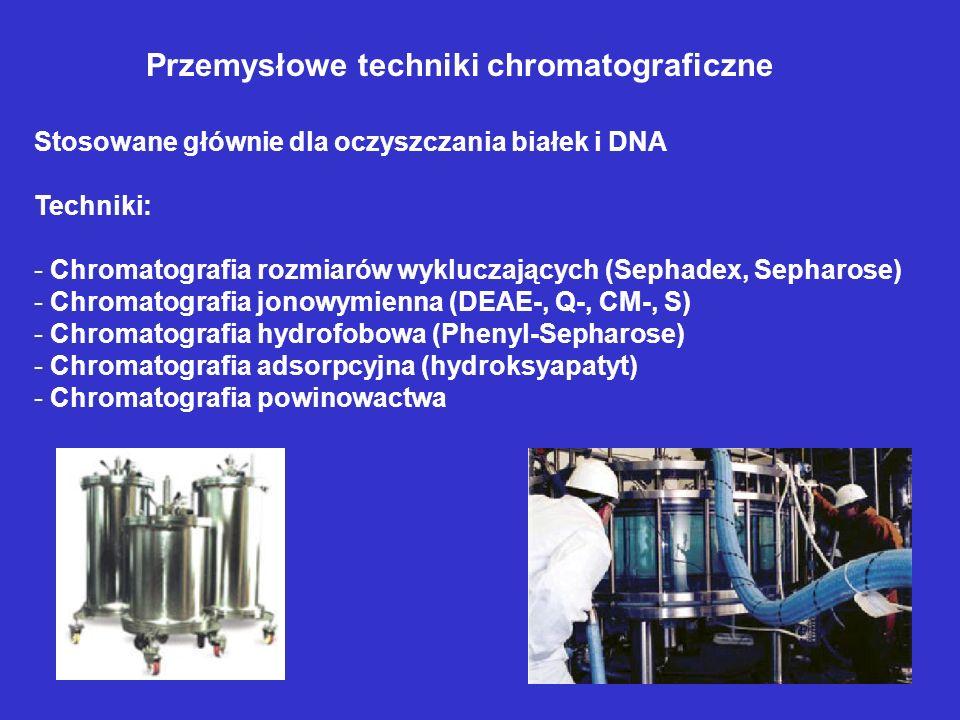 Przemysłowe techniki chromatograficzne