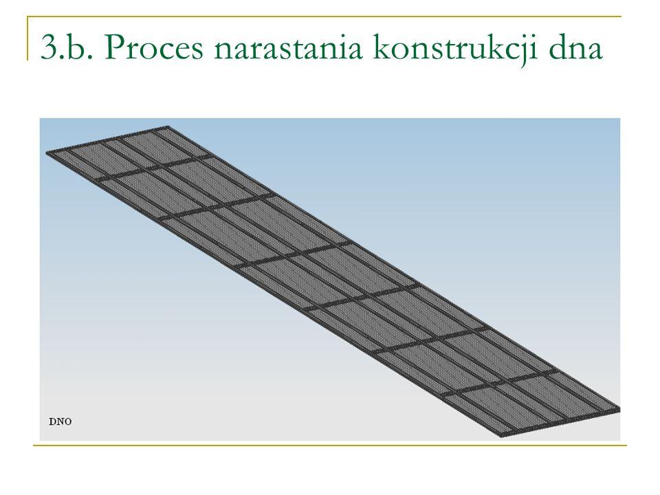 3.b. Proces narastania konstrukcji dna