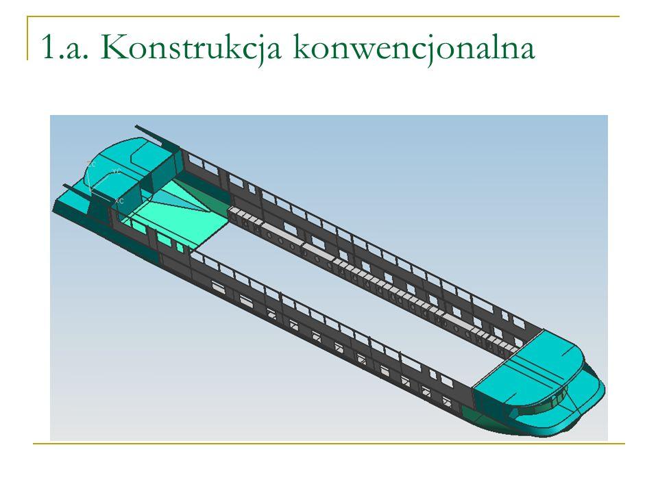 1.a. Konstrukcja konwencjonalna