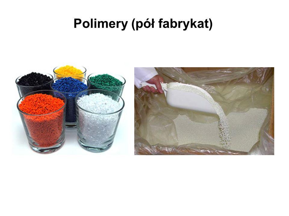 Polimery (pół fabrykat)