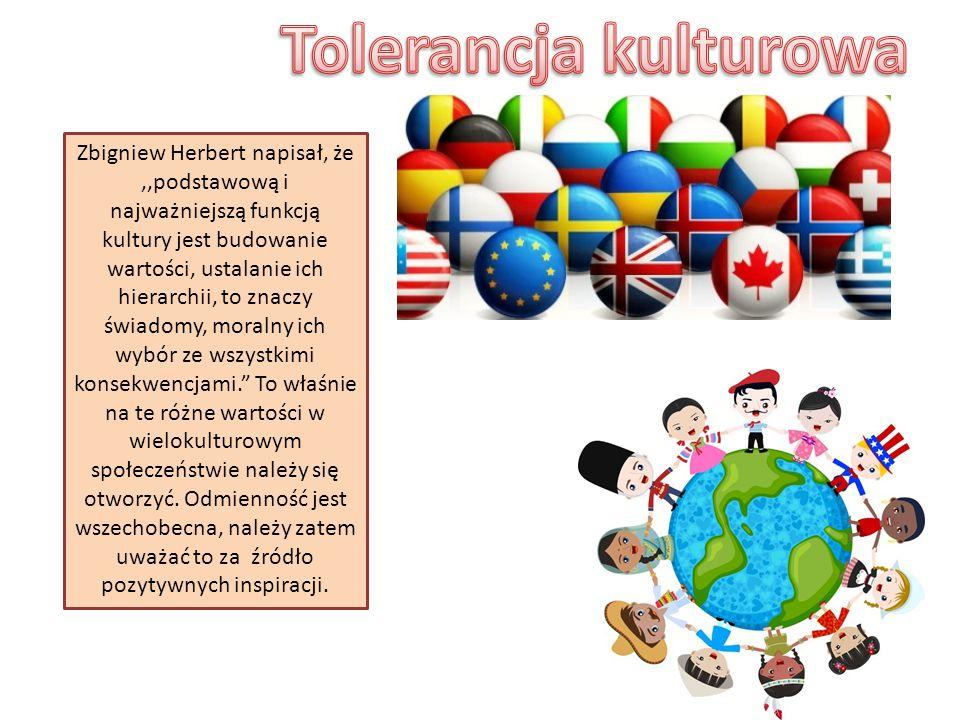 Tolerancja kulturowa