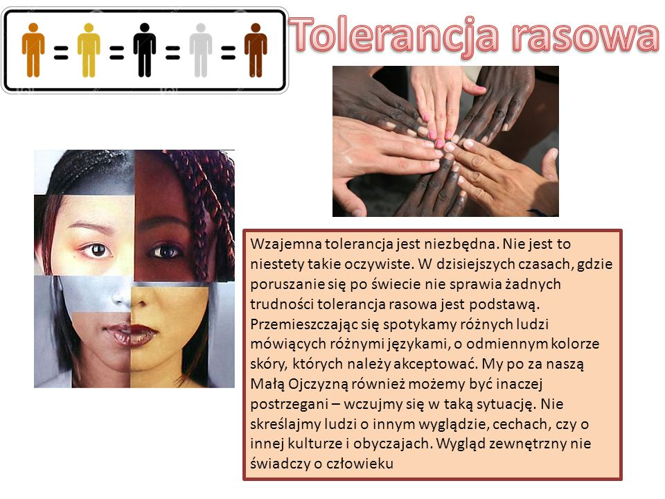 Tolerancja rasowa