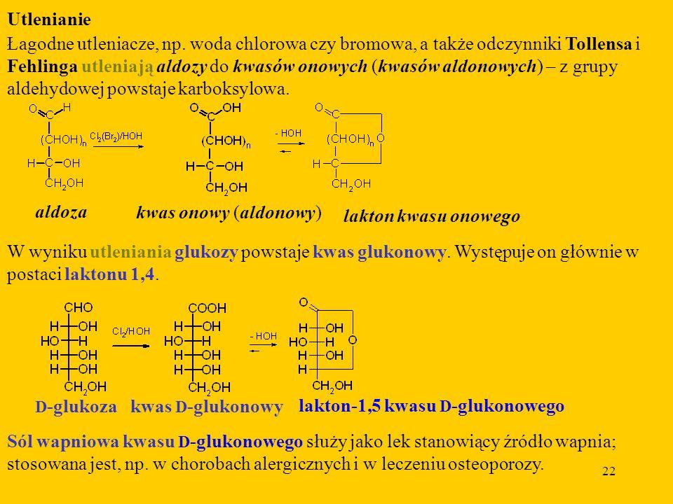 lakton-1,5 kwasu D-glukonowego kwas D-glukonowy