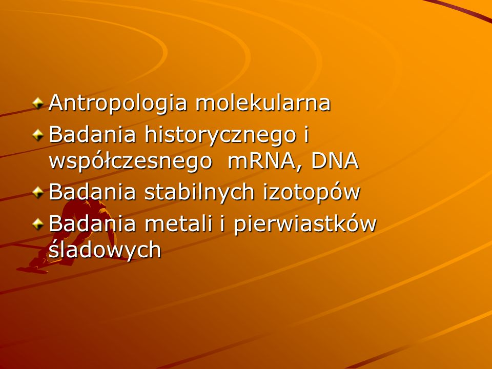 Antropologia molekularna
