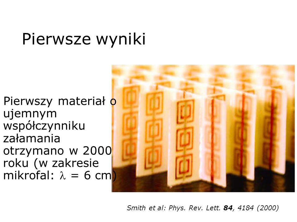 Smith et al: Phys. Rev. Lett. 84, 4184 (2000)