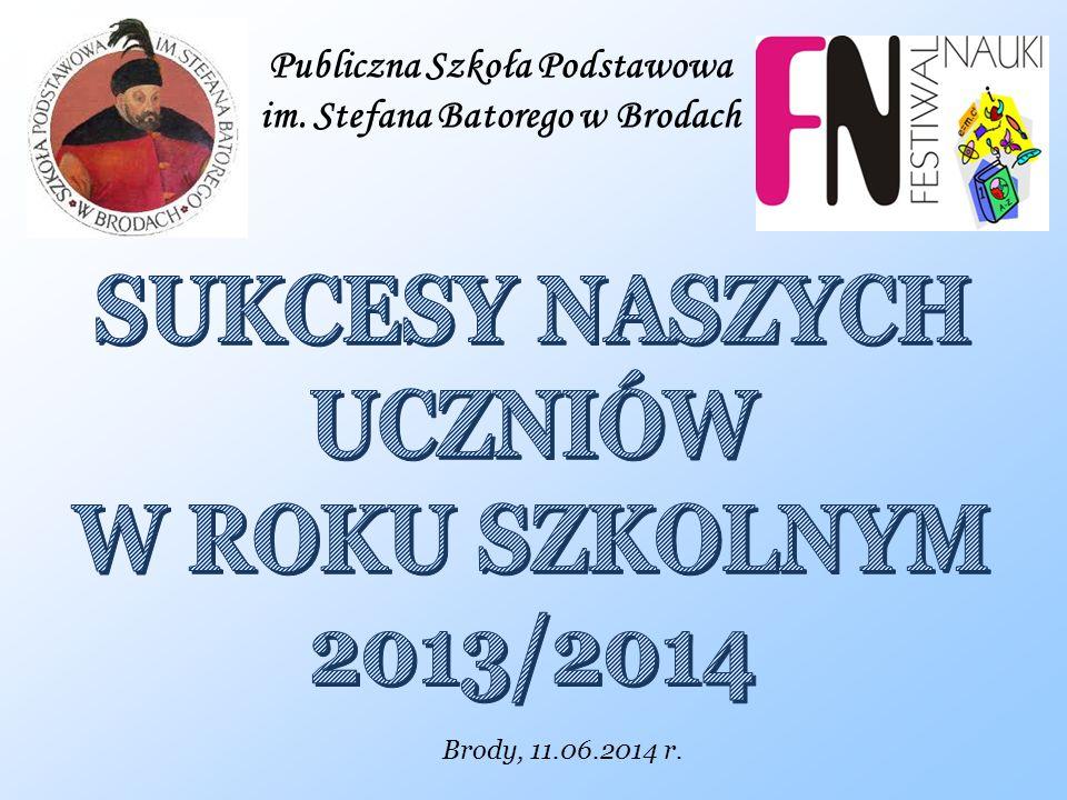 Publiczna Szkoła Podstawowa im. Stefana Batorego w Brodach