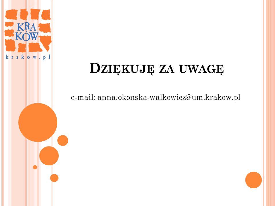 e-mail: anna.okonska-walkowicz@um.krakow.pl