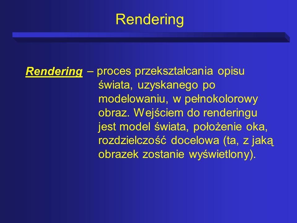 Rendering Rendering.