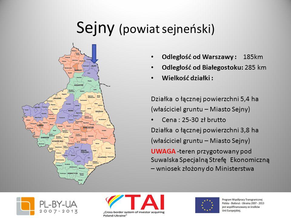 Sejny (powiat sejneński)