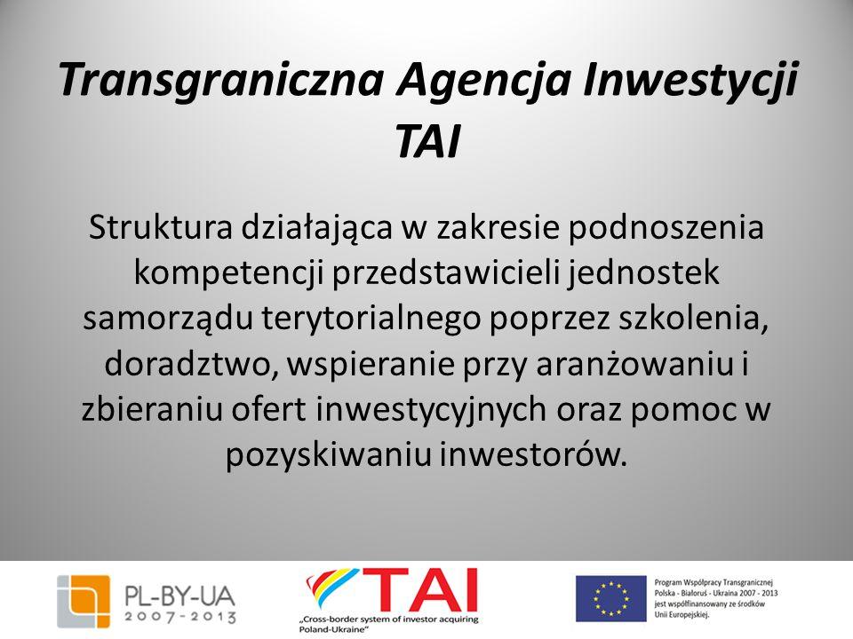 Transgraniczna Agencja Inwestycji TAI