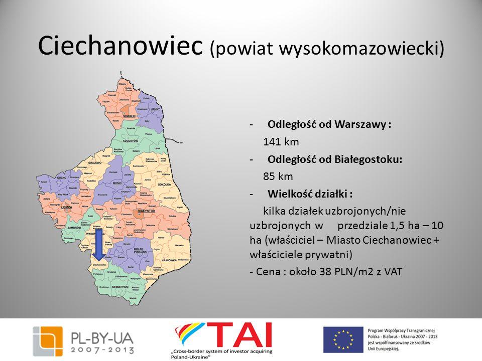 Ciechanowiec (powiat wysokomazowiecki)