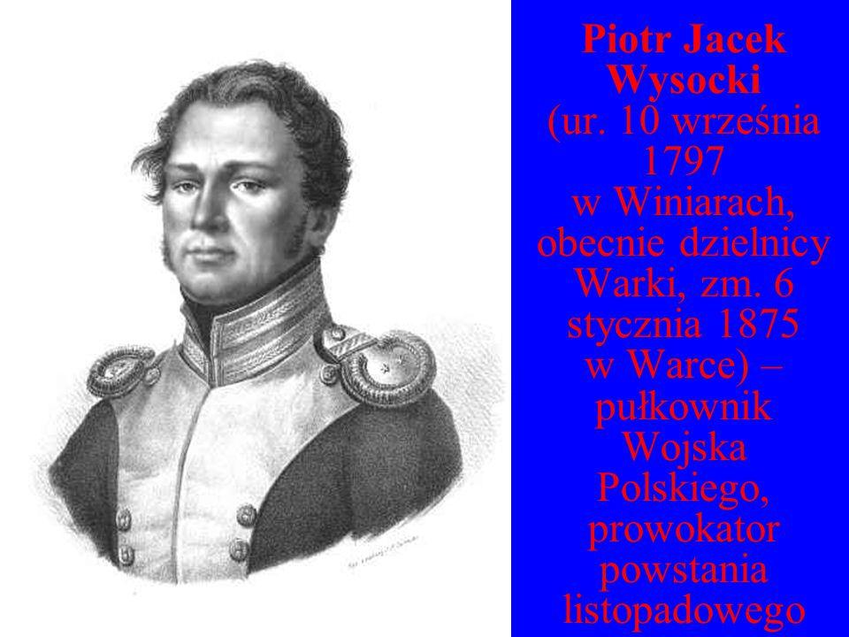 Piotr Jacek Wysocki (ur